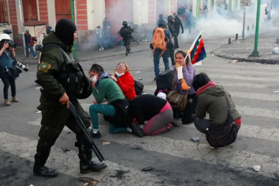 Bolivia acusa a Macri de participar del golpe de Estado