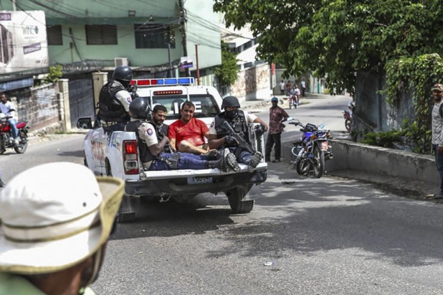Haití pidió a EEUU y la ONU que envíen soldados para proteger sitios estratégicos