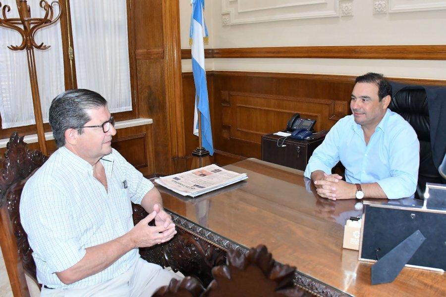 Corrientes: Pedro Braillard Poccard sería el compañero de fórmula de Gustavo Valdés