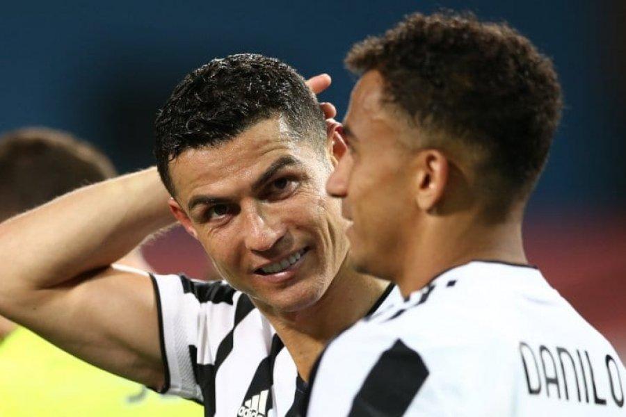 Cristiano Ronaldo se quedaría en Juventus: la revelación de su compañero Danilo