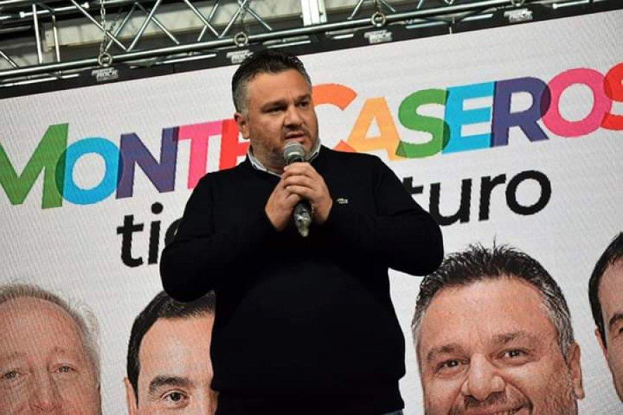 """Álvarez, candidato a intendente de Monte Caseros: """"Llegó el momento de trabajar Todos Juntos"""""""