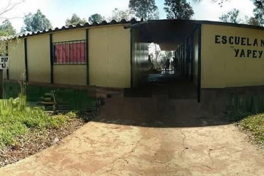 Recuperaron netbooks robadas a una escuela rural de Santo Tomé