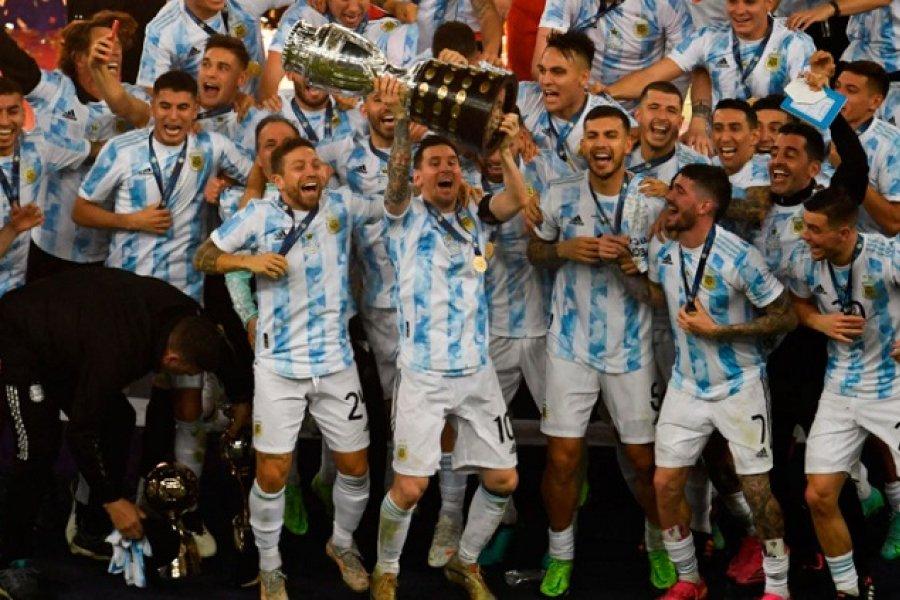 Panorama semanal: Todos detrás de Argentina campeón