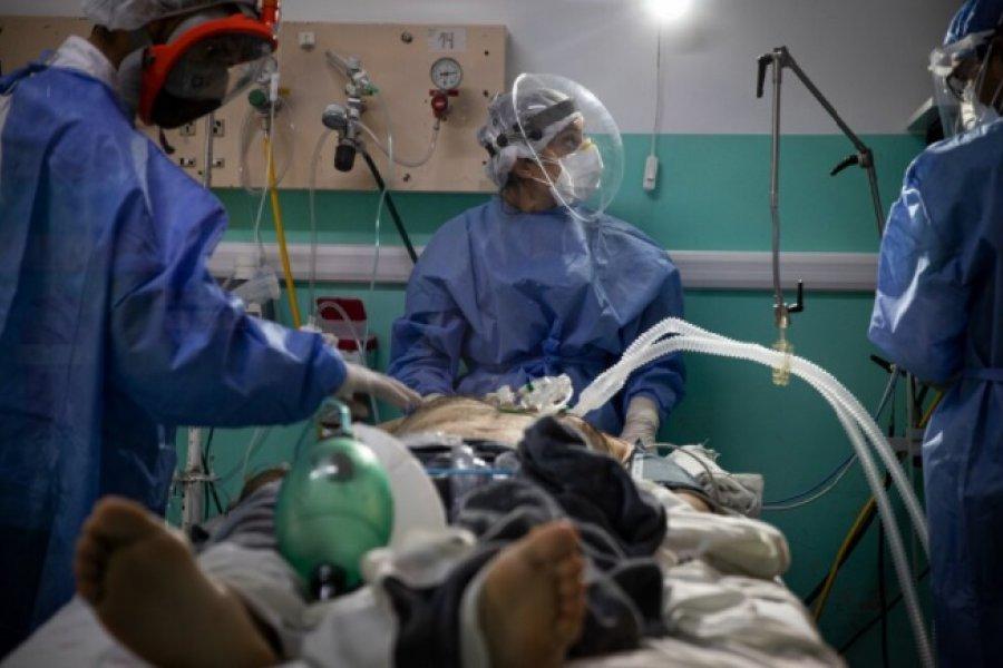 281 muertes y 8.850 nuevos casos de Coronavirus en Argentina