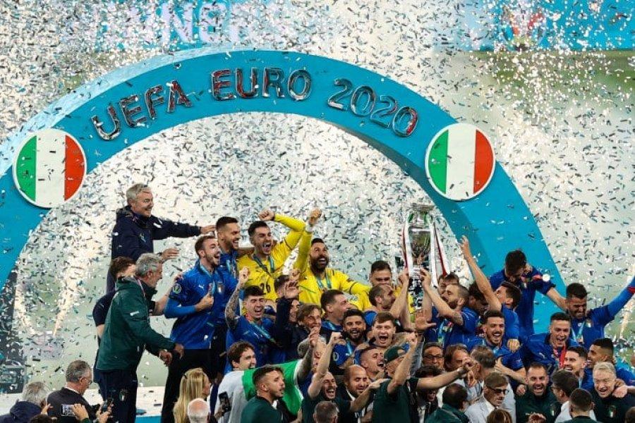 Italia venció a Inglaterra por penales y se consagró campeón de la Eurocopa 2021