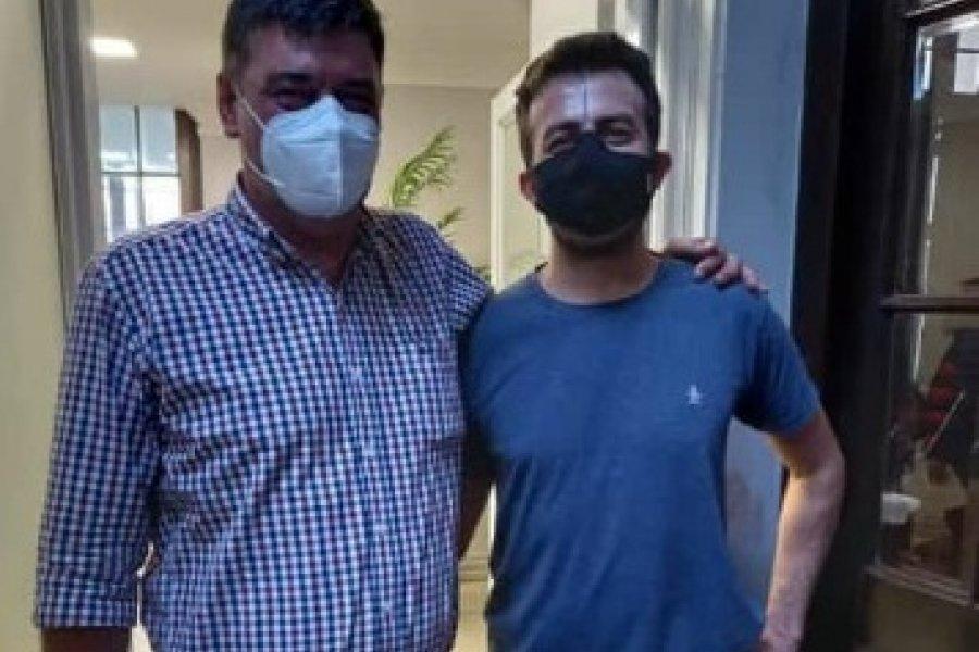 Frente de Todos: Se bajaron Correa y De la Cuz, Víctor Tirao es el compañero de fórmula de Burna