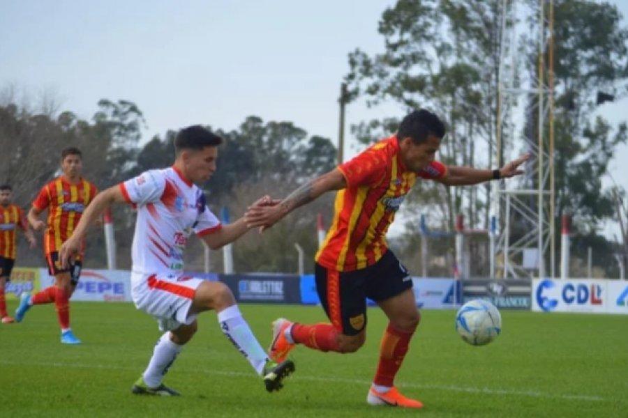 Boca Unidos no pudo pasar del empate en Pronunciamiento