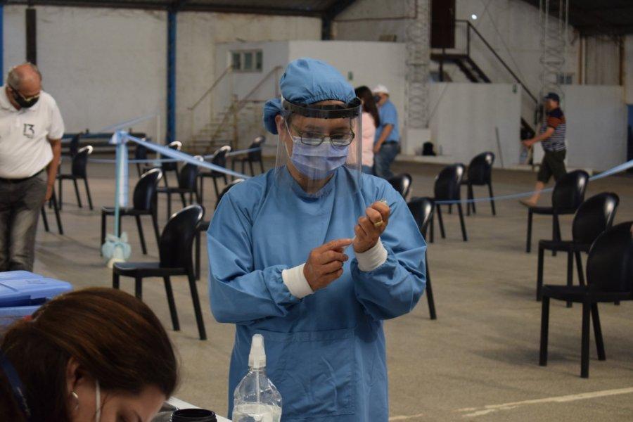 Vacunación en el interior: 4 comunas en simultáneo