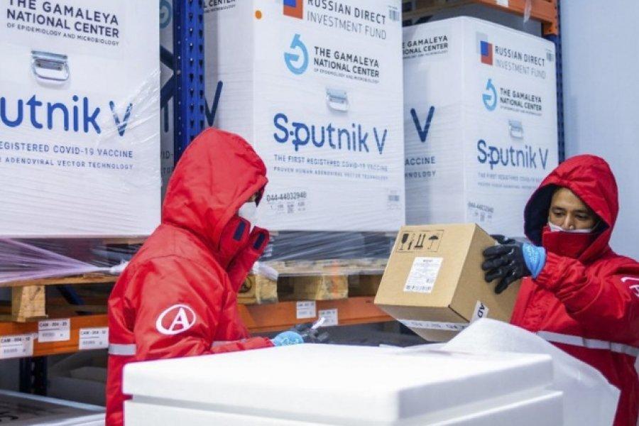 La vacuna Sputnik V es altamente protectora contra nuevas variantes de Covid-19