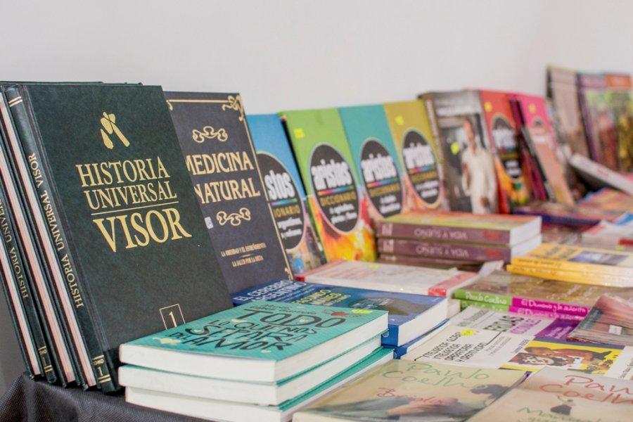 30 librerías y sellos editoriales se suman a la Feria Provincial del Libro