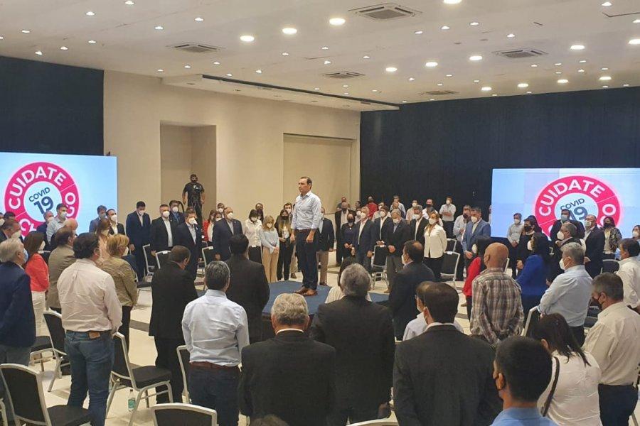 ECO+Vamos Corrientes presentó sus candidatos de cara a las elecciones del 29 de agosto