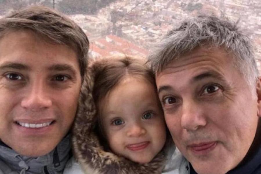 La familia del correntino Andrés Galfrascoli publicó una dolorosa despedida
