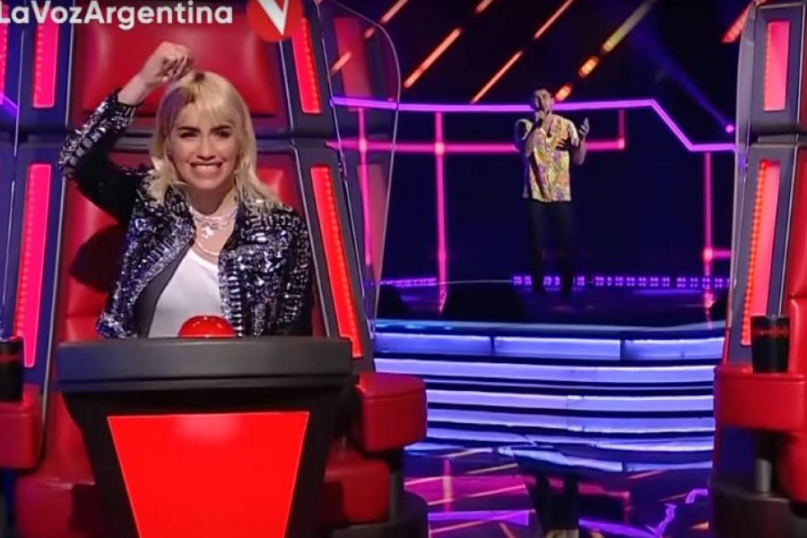 Tres cantantes correntinos se afianzan en el programa La Voz Argentina