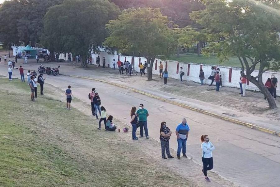 Pandemia en Corrientes: Detectaron 977 contagios nuevos