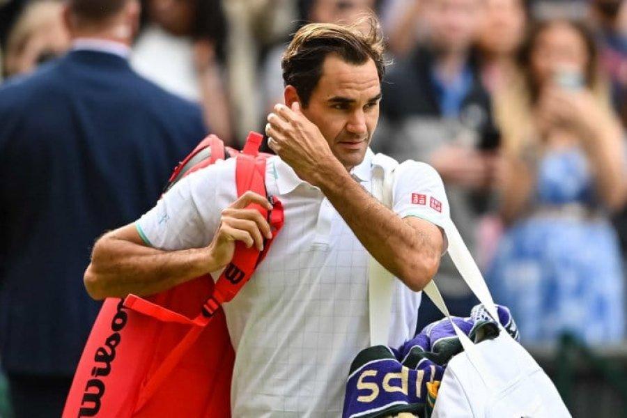 Federer se bajó de los Juegos Olímpicos de Tokio