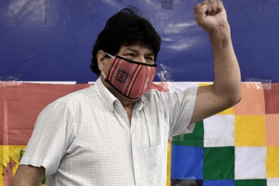 Evo Morales: Hay pruebas contra Macri en el golpe