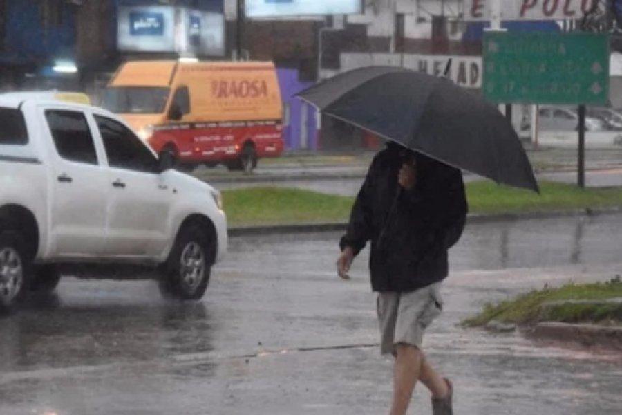 Corrientes: Ya se registran lluvias en el Interior