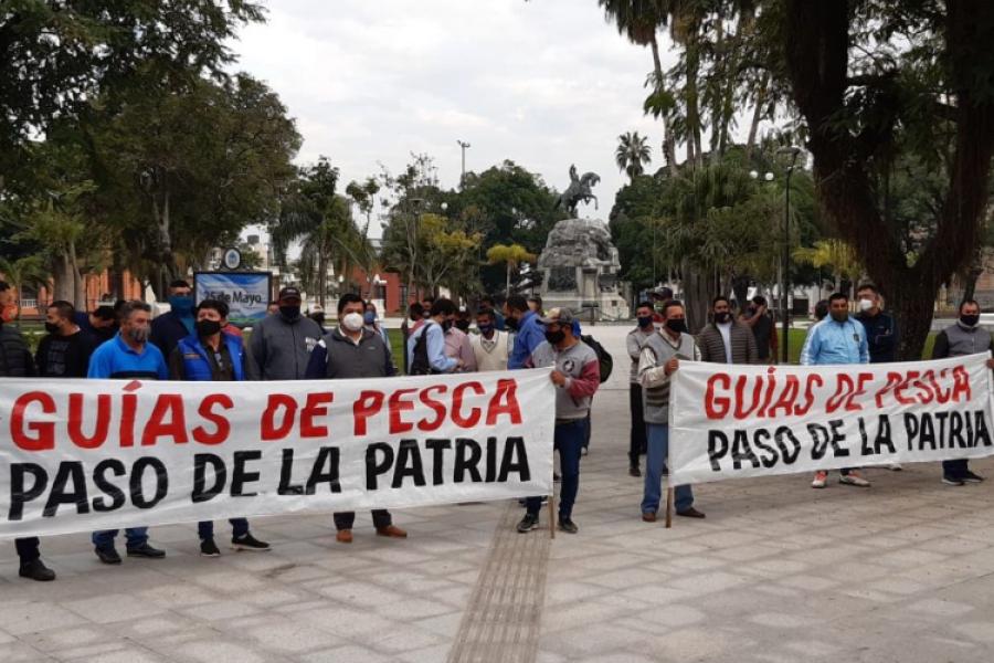 Trabajadores del río solicitan habilitaciones
