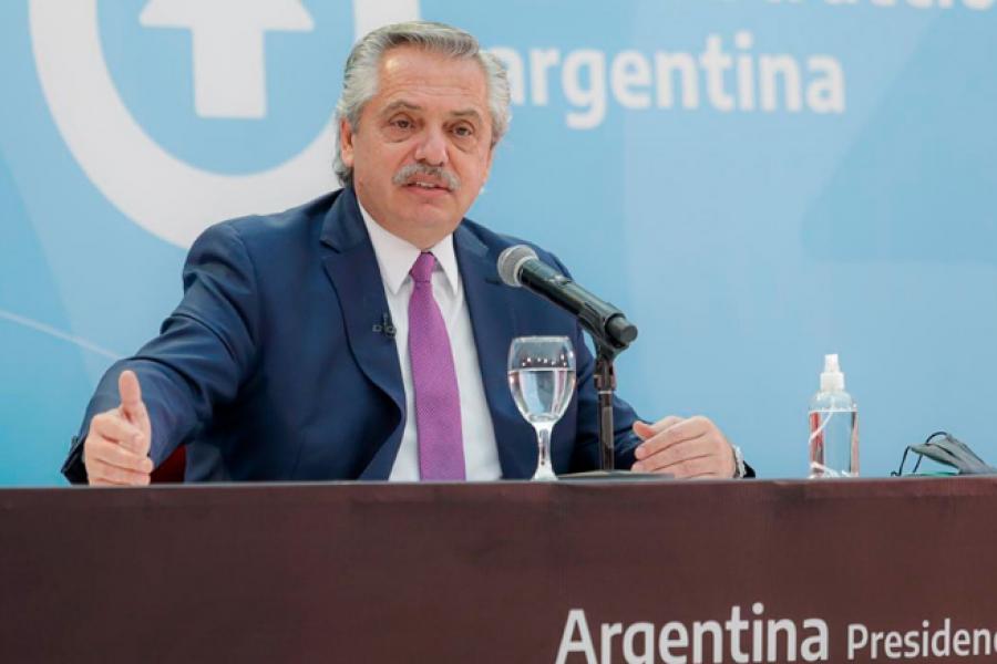 Alberto Fernández: Vamos a ganar y demostrar que los argentinos nos acompañan