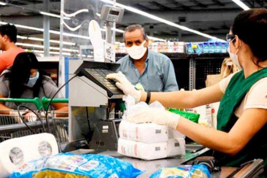 Indec: la inflación acumuló un alza del 25,3% durante el primer semestre