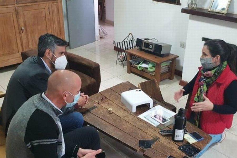 Respaldo provincial a emprendedores virasoreños