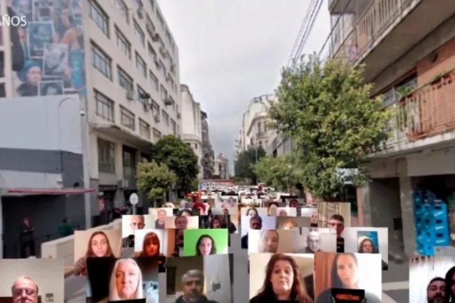 La AMIA hizo un acto virtual por los 27 años del atentado: No hay un solo responsable condenado