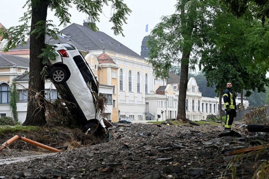 El temporal ya dejó 118 muertos en Europa, 103 de ellos en Alemania