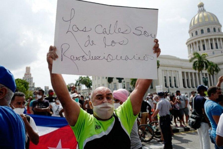 Cuba: protestas, demandas y tensiones en Washington