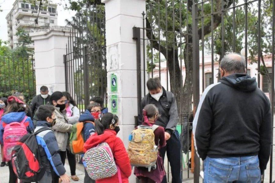 Vuelven las clases presenciales a Corrientes y otras siete provincias