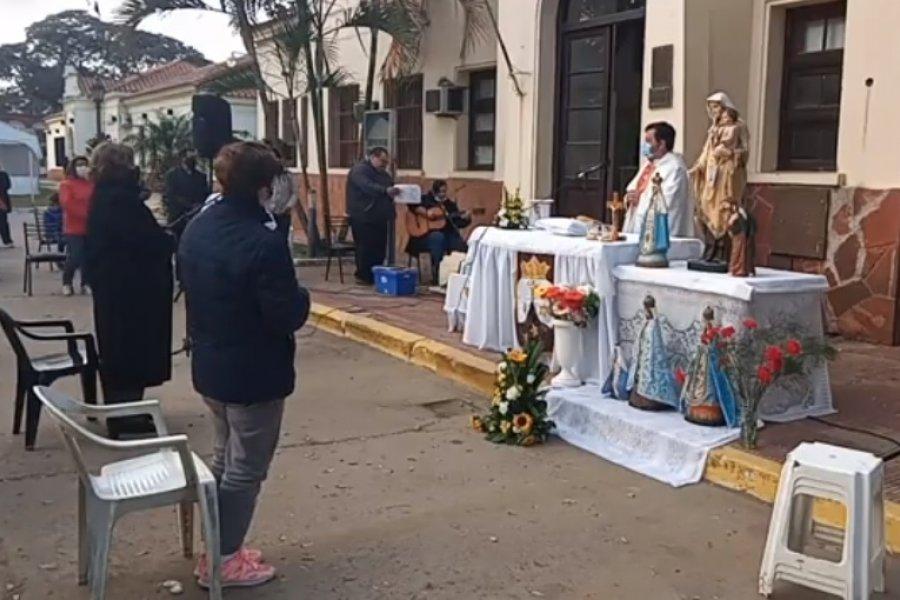 El Hospital Llano celebró a su Patrona la Virgen del Carmen