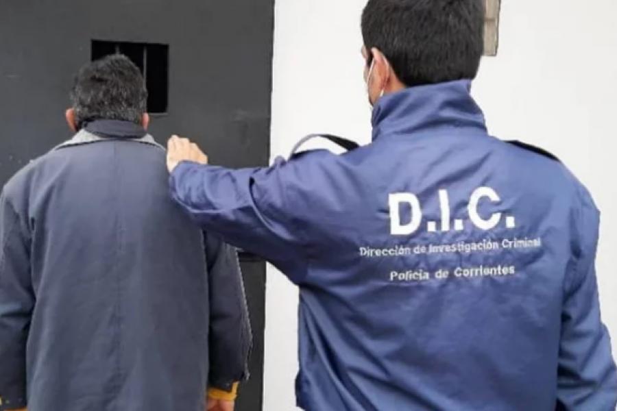 Detuvieron en Corrientes a un hombre denunciado por abuso sexual en Bahía Blanca