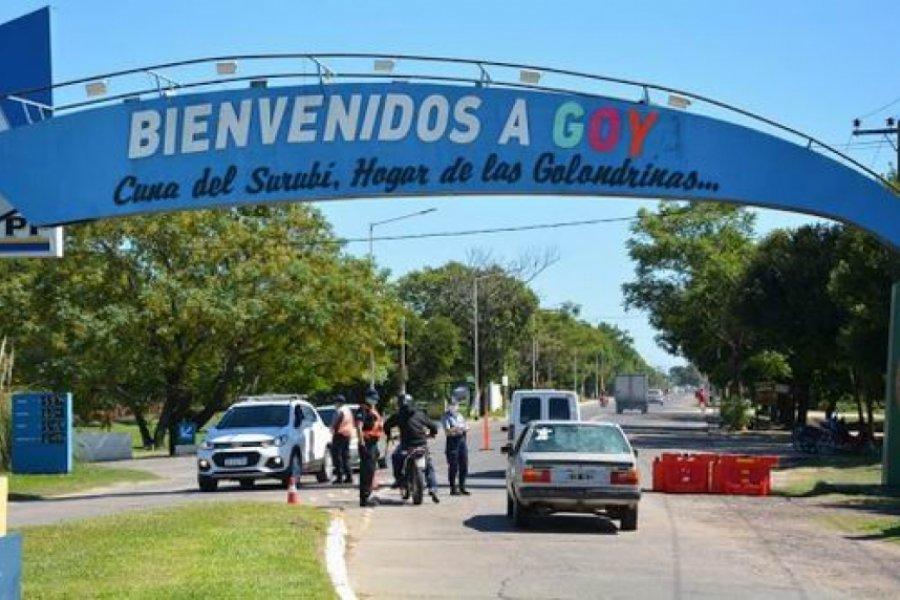 Goya: Un hombre con Covid fue hallado muerto en su casa