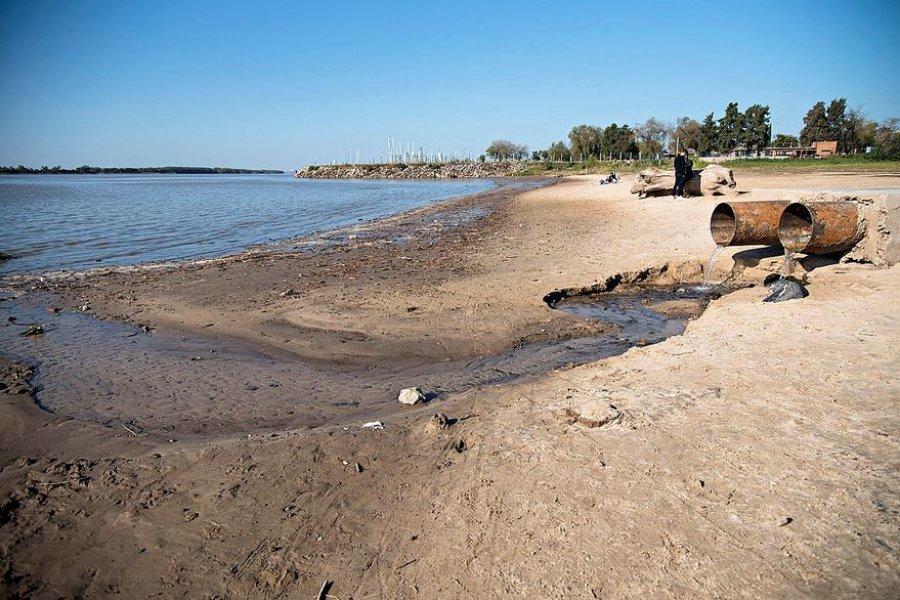 Las provincias afectadas por la bajante del río Paraná recibirán asistencia del Gobierno nacional
