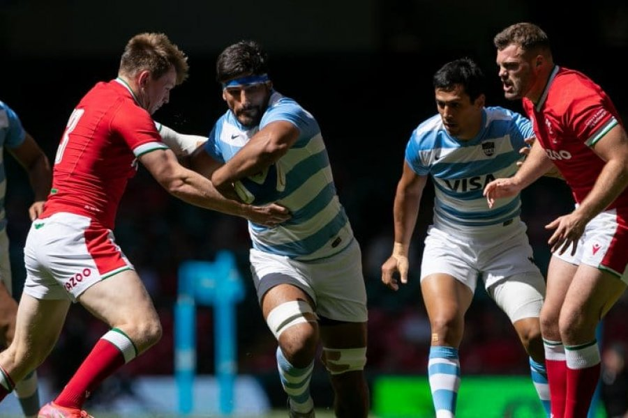 Rugby: Los Pumas le ganaron a Gales y terminaron invictos