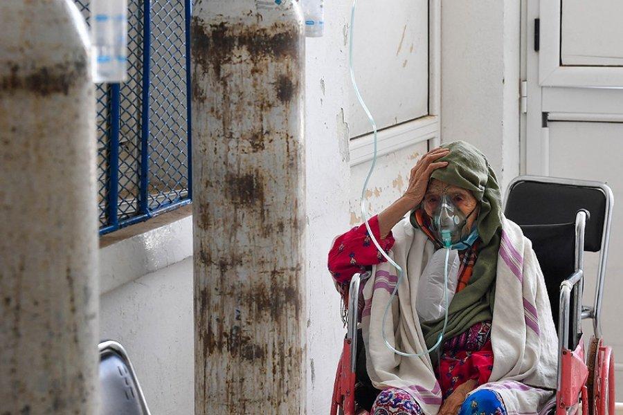 África, frente a su peor momento de la pandemia