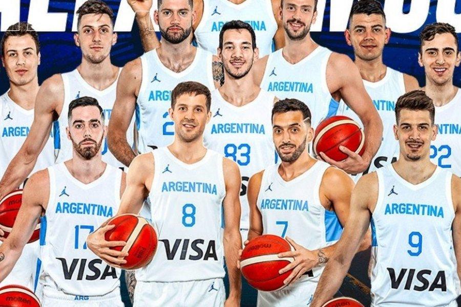 Sergio Hernández confirmó el plantel de Argentina que competirá en Tokio