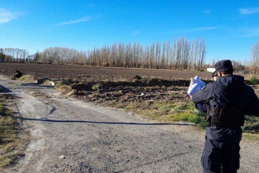 Horror: hallaron el cuerpo de un joven en un desagüe