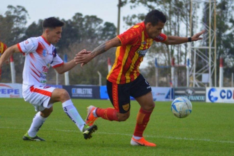 Boca Unidos perdió de local ante Defensores de Villa Ramallo