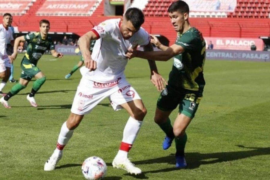 Huracán venció a Defensa en en su debut en la Liga Profesional