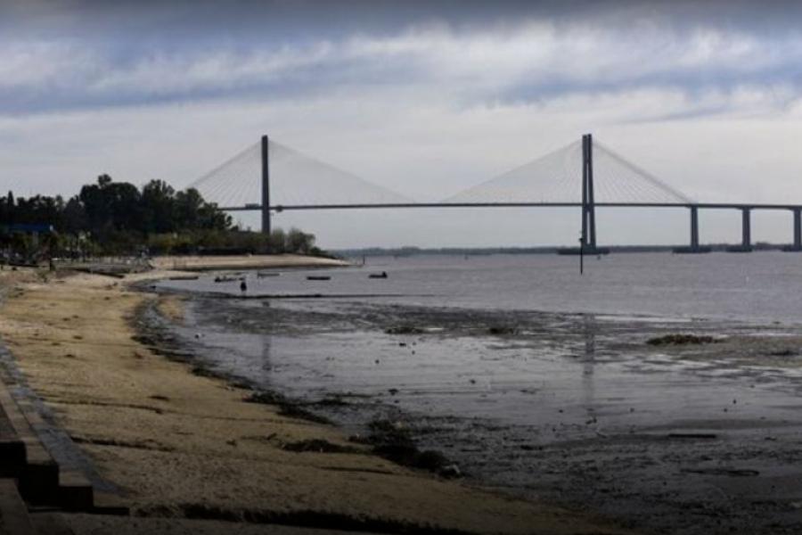 Destinarán fondo de $1000 millones para las zonas afectadas por bajante del Paraná