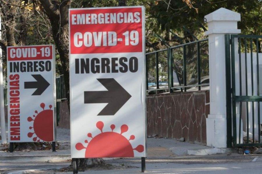 Covid en Corrientes: Fallecieron 7 personas en un día