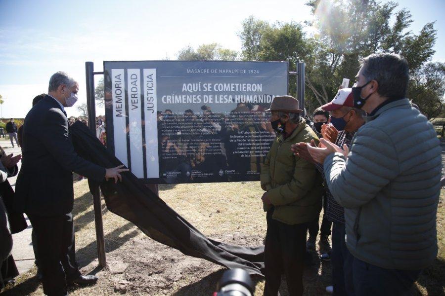 Homenajearon a las víctimas de la Masacre de Napalpí