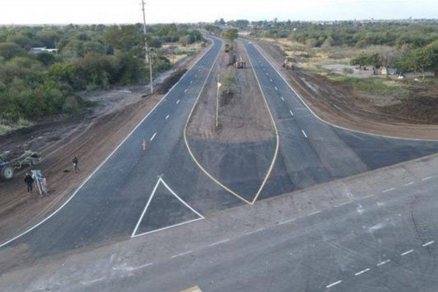 Chaco: Alberto Fernández inaugura el último tramo de la Ruta 7