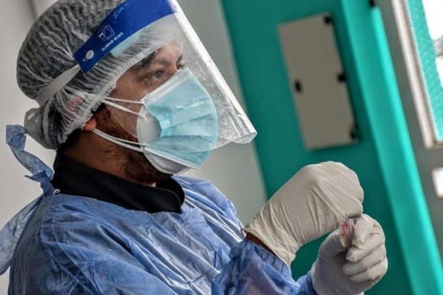 Coronavirus: Reportaron cuatro muertes y 343 nuevos casos en el Chaco
