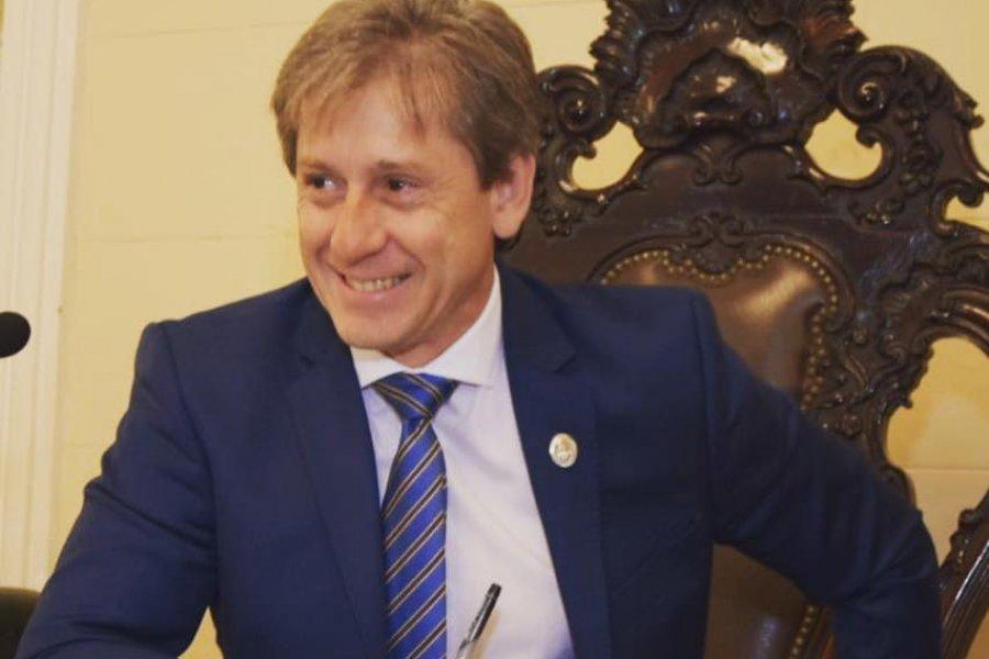 Vischi encabezará la lista de senadores nacionales de ECO+ Vamos Corrientes