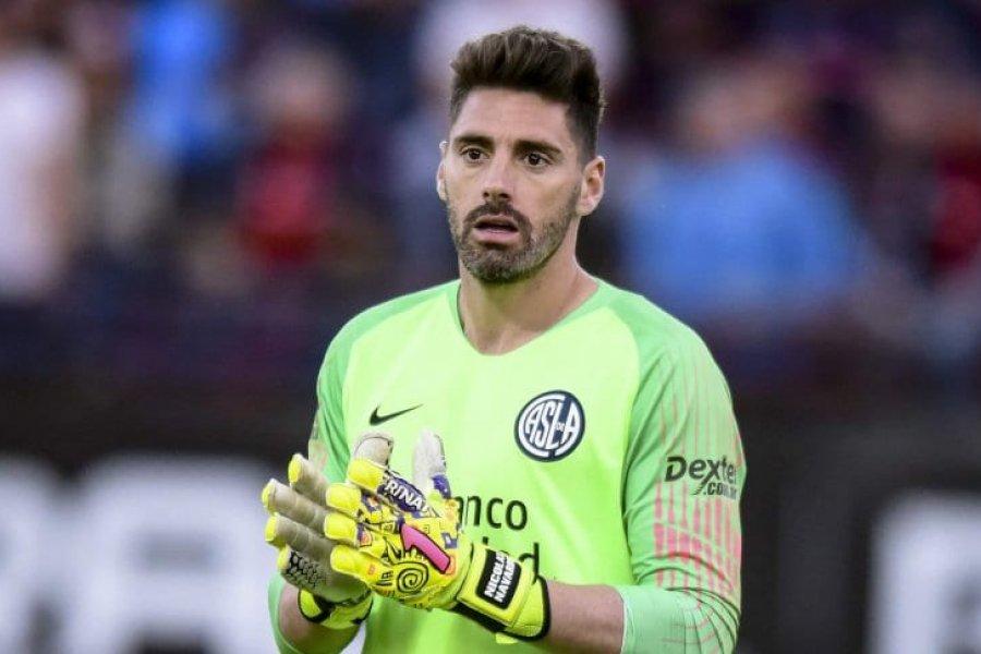 "Se retiró Nicolás Navarro y le pegó a San Lorenzo: ""Se portó mal conmigo"""