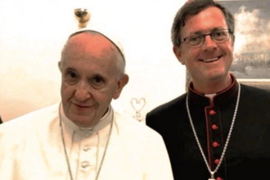 El papa Francisco designó a un obispo argentino en un organismo clave del Vaticano