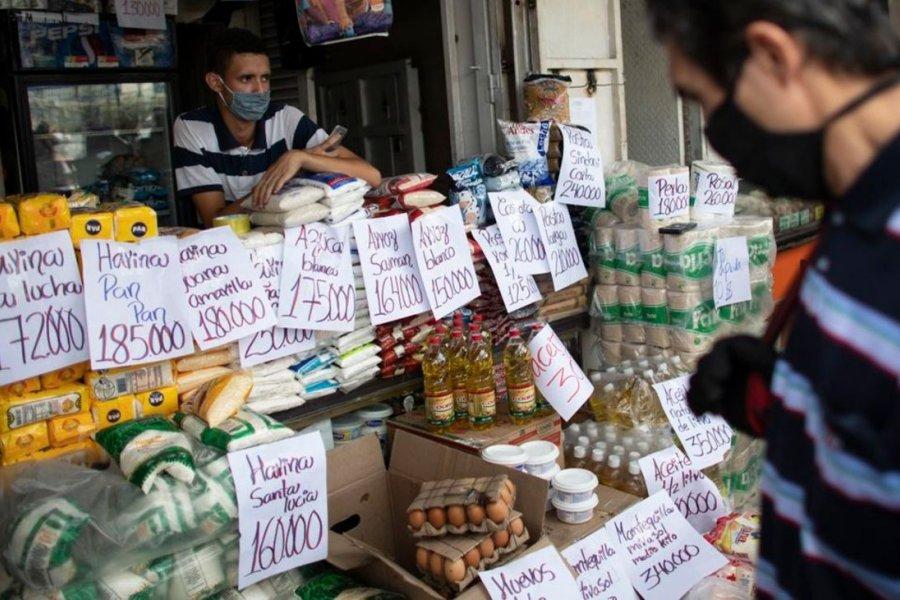 Venezolanos necesitan 4 salarios mínimos diarios para cubrir el costo de la canasta alimentaria