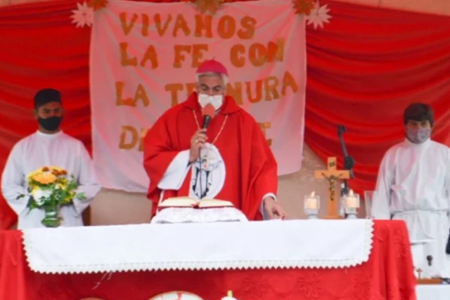 Riachuelo celebró a Santa Librada