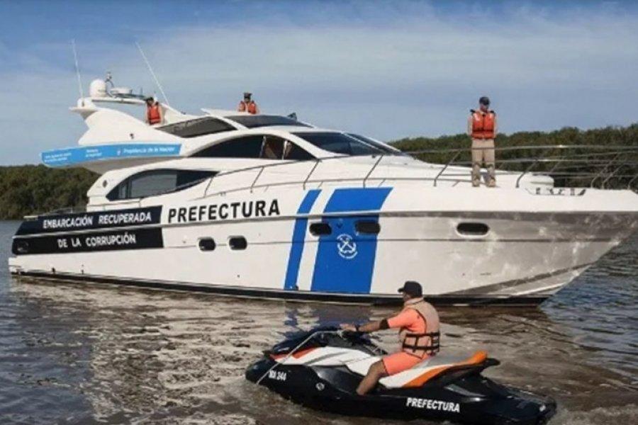 Prefectura Naval Argentina habilitó inscripciones para aspirantes